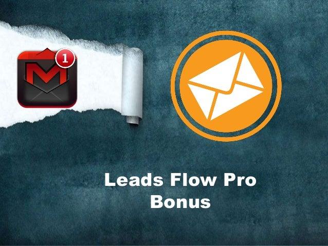 Leads Flow Pro Bonus
