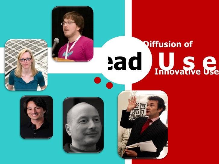 Lead  U s e r Innovative User Diffusion of