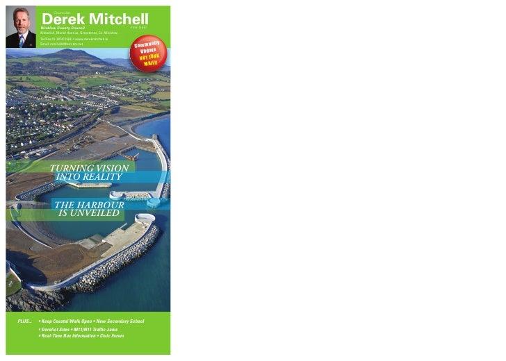 Councillor           Derek Mitchell           Wicklow County Council                               Fine Gael           Kil...