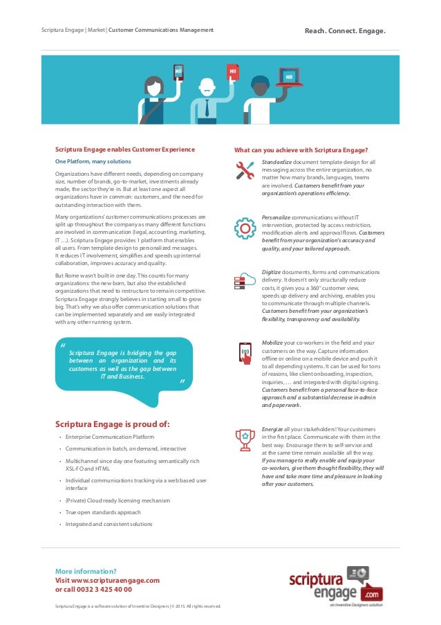 What is Customer Communications Management?