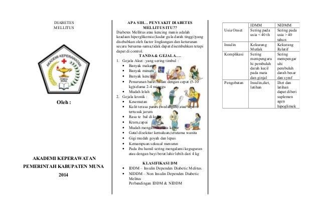 Diabetes Information Leaflet