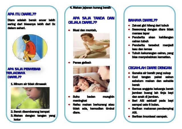 Cara Mengobati Diare Anak Umur 1, 2, 3 dan 4 Tahun