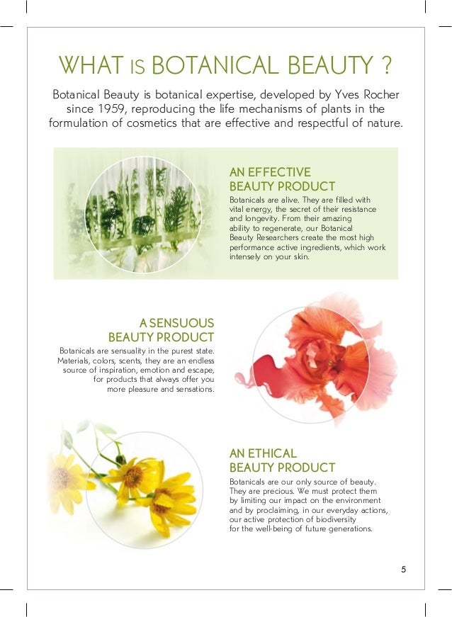 Exceptional What Is Botanical Beauty ?