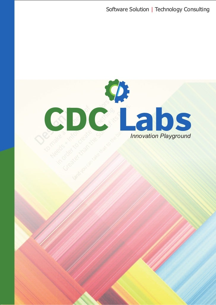 Software Solution | Technology ConsultingCDC Labs    Innovation Playground