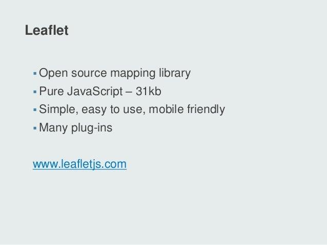 Building Web Apps with the Esri-Leaflet Plugin - Dubai