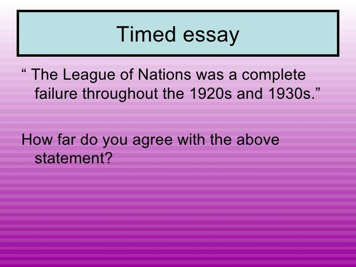 how successful was league of nations League of nations success - speech the league persuaded yugoslavia to withdraw its troops from albania the league of nations was successful in dealing with disputes because in 1925, it stopped a greek invasion of bulgaria - league of nations success - speech introduction.