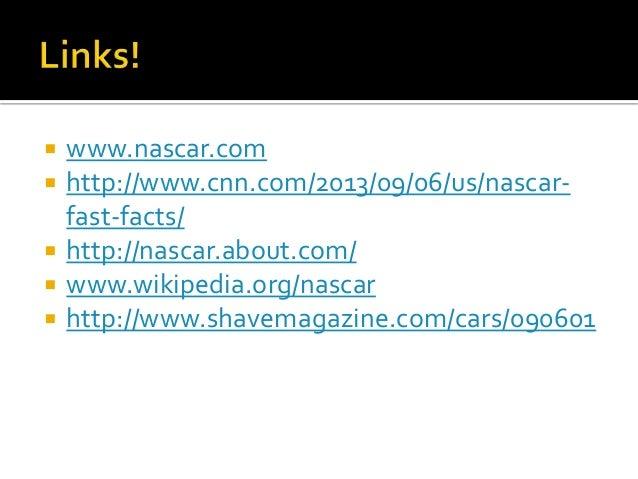 Nascar/CAA Sports
