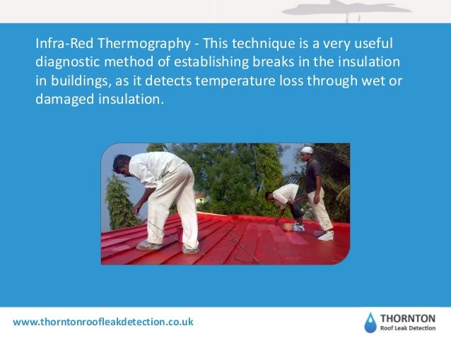Leak Detection Specialists In Uk Infra Red Thermography