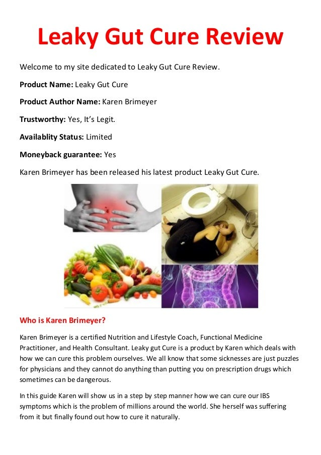 Leaky Gut Cure ReviewWelcome to my site dedicated to Leaky Gut Cure Review.Product Name: Leaky Gut CureProduct Author Name...