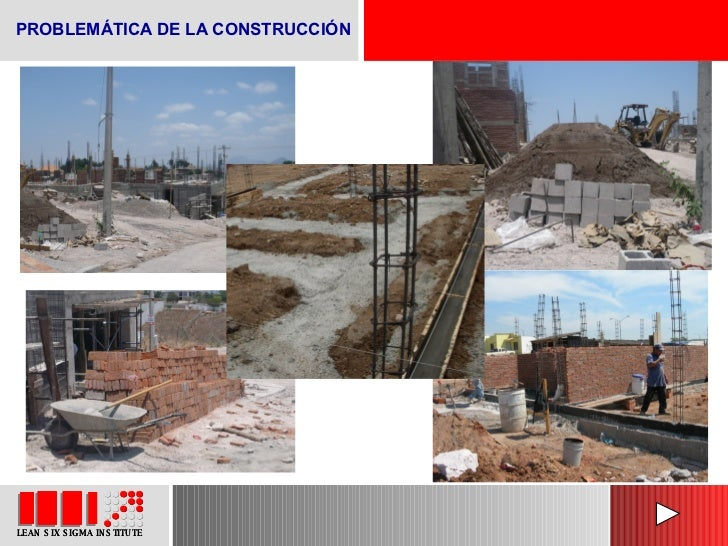 PROBLEMÁTICA DE LA CONSTRUCCIÓN