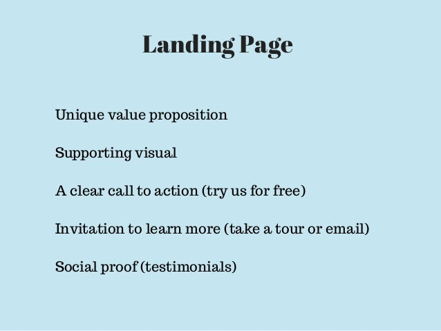 lean startup resume