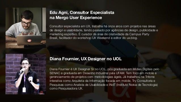 Projetando com Lean UX Slide 2