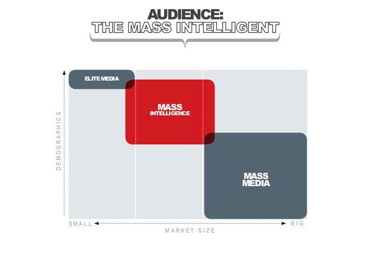 audience:                  elite media                                  mass                                intelligencede...