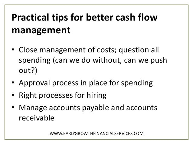 Small Business Cash Flow Management Tips for the Holiday ...