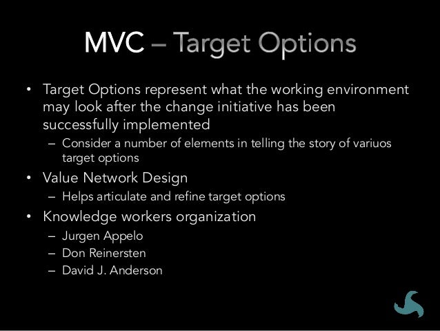 ValueNetworkDesign • The atomic unit is a cross- functional team • Feature teams / Components teams • Community of Prac...
