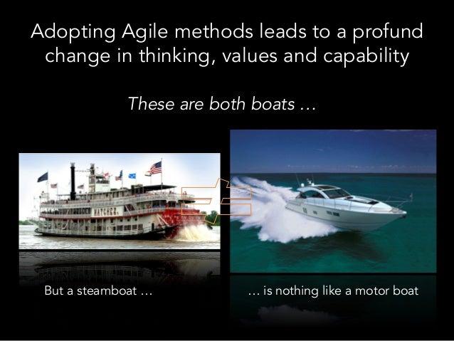 ADAPTing to Agile Development