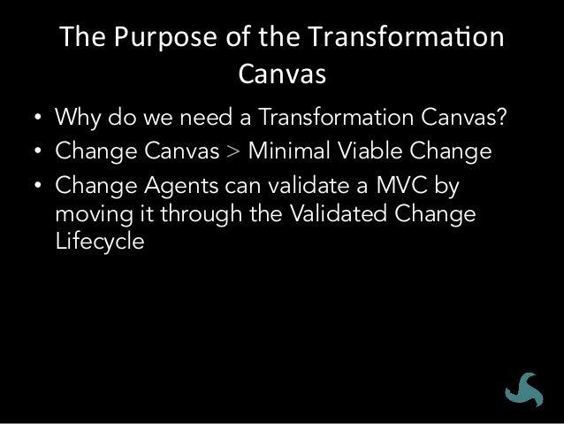 Kanban – a viral, evolutionary approach to change management
