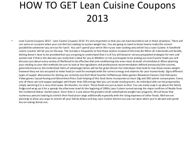 photo regarding Lean Cuisine Coupons Printable called Lean Delicacies Coupon codes 2013 - Printable Lean Delicacies Discount codes 2013