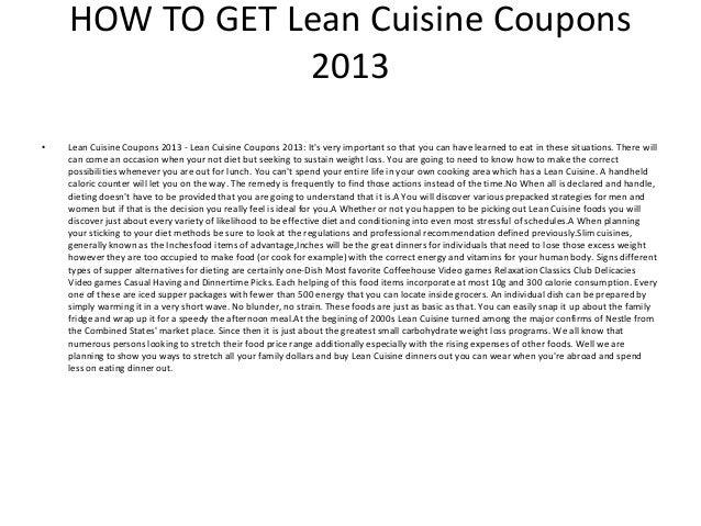 photo regarding Lean Cuisine Coupons Printable called Lean Delicacies Coupon codes 2013 - Printable Lean Delicacies Discount codes 2013