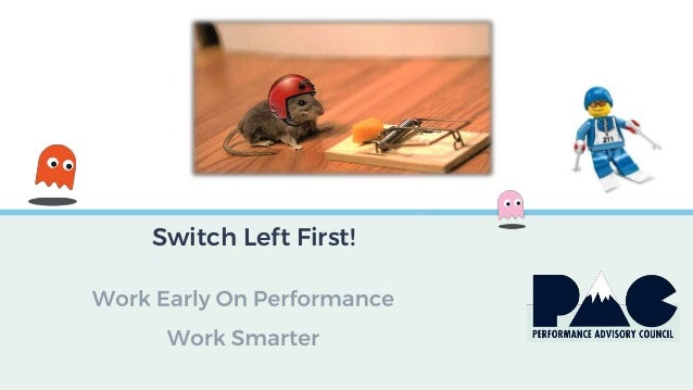 Switch Left First!