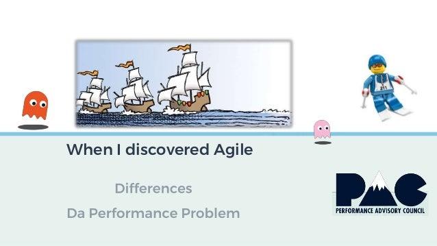 When I discovered Agile