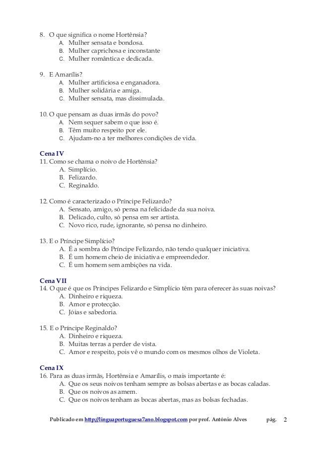 Leandro, rei da helíria   quest. Slide 2