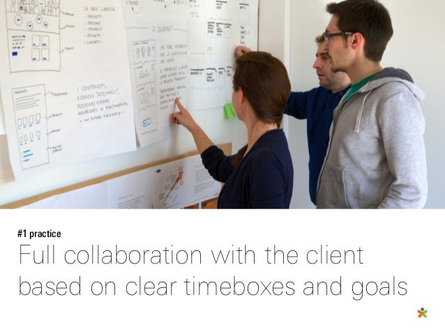 #2 practice Define a clear product vision in a collaborative way
