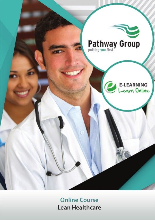 Online Course Lean Healthcare