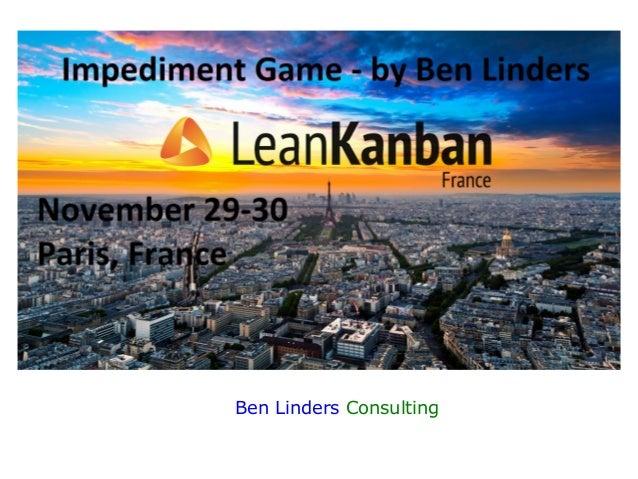 Ben Linders Consulting