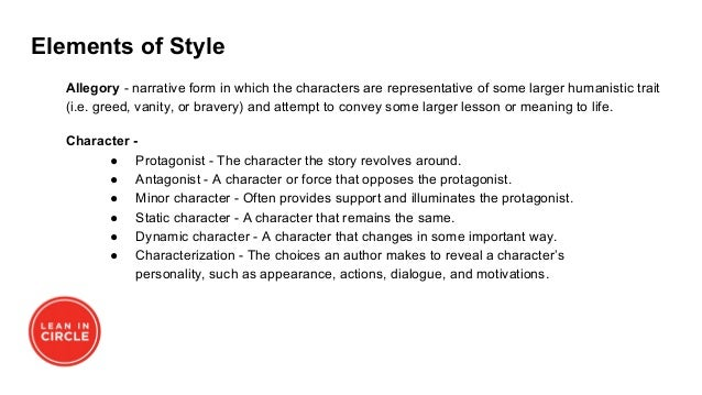 what is the meaning of static character