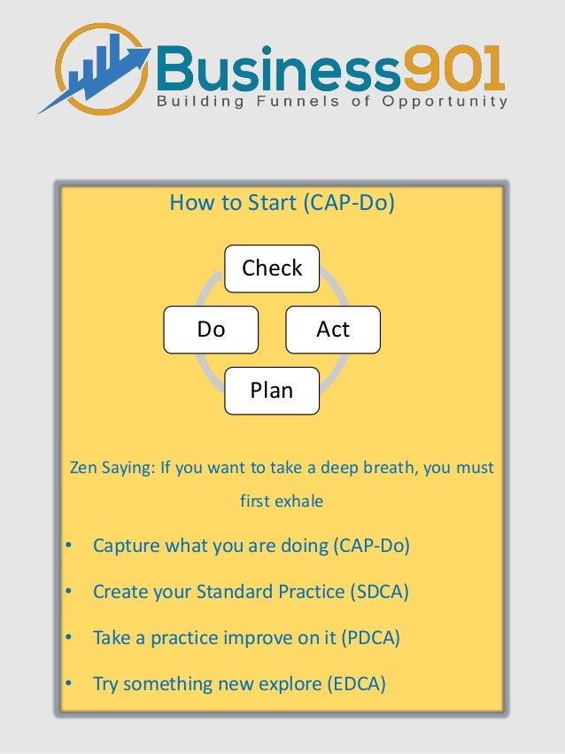 Lean is Simple Card Deck Slide 2