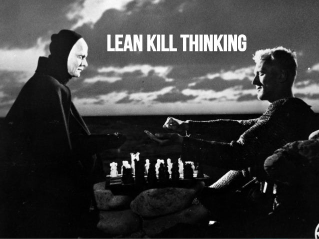 LEAN	KILL	THINKING 1 LEAN KILL THINKING