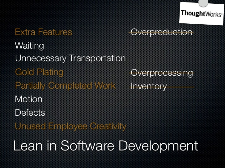Controlling Kanban     Lean in Software Development