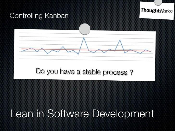 Lean in Software Development