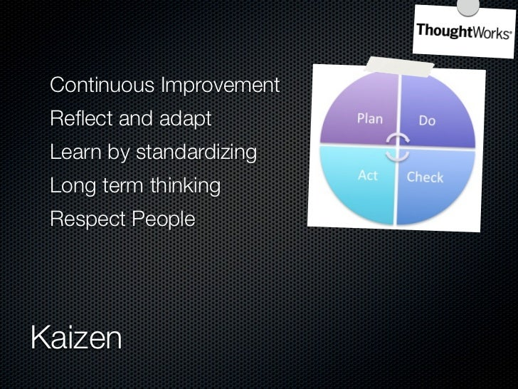 What TPS is Not          A recipe for success          A management project or program          A set of tools for impleme...