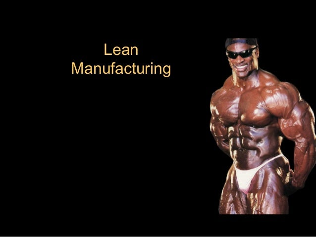 LeanManufacturing