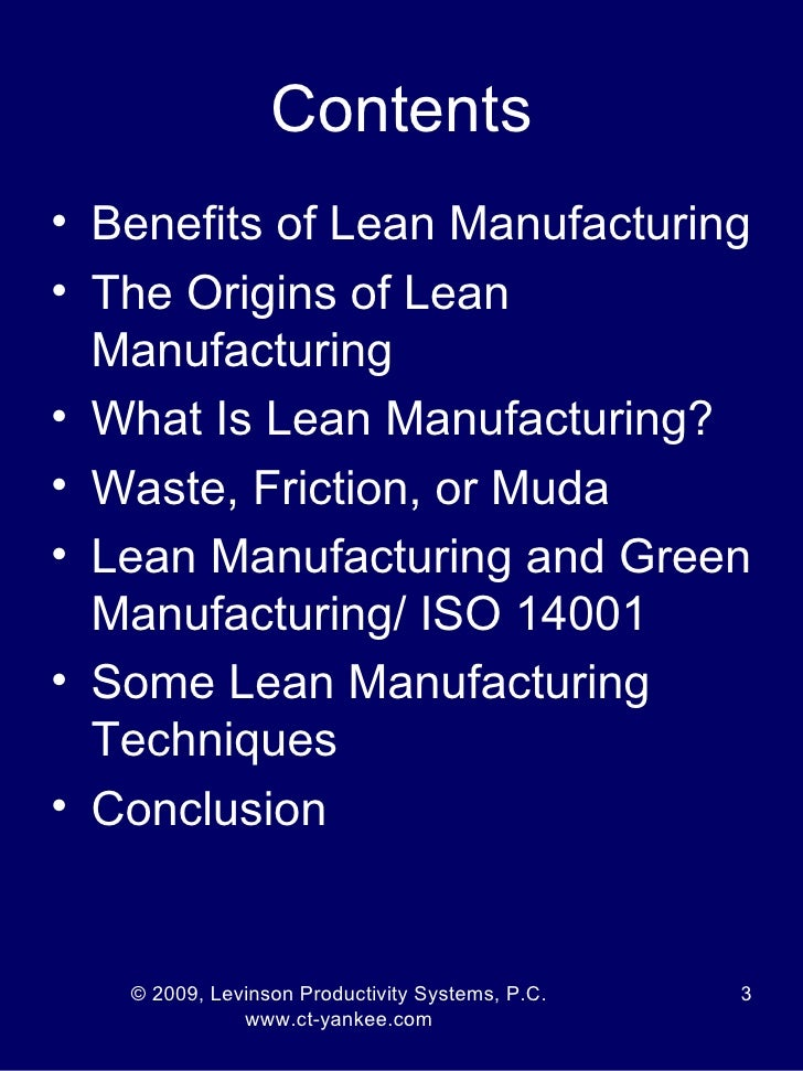 Background and History of Lean Six Sigma Essay