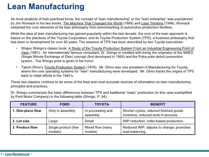 lean manufacturing case study dell Featured supply chain articles page, from scdigest is the industry's best publication and web site for supply chain management and logistics practioners to find information, news, insight, education, opinion and tools.