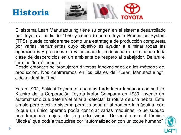 jit in toyota Jit (just-in-time) is said to be a model system of the manufacturing industry that was formulated by mr taiichi ohno as the toyota production system behind the creation of jit was the.