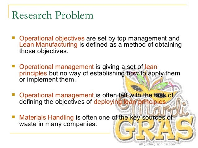lean manufacturing case study questions 3 questions  this section gets into the real word application of the lean manufacturing philosophy this case study  a sri lankan case study.
