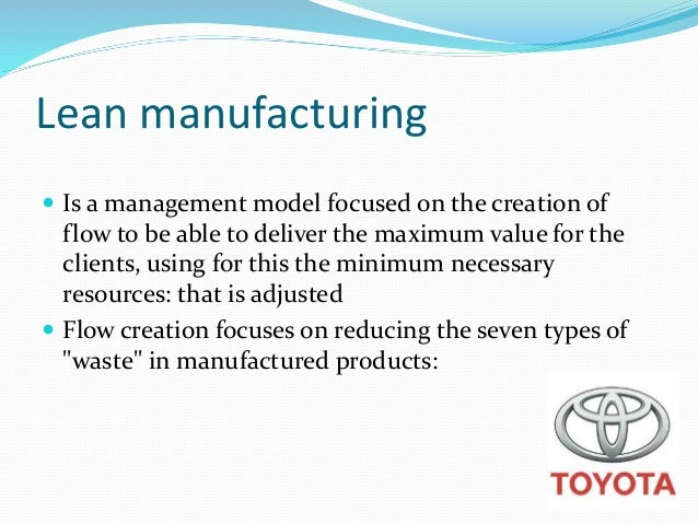 How lean production changed the auto industry