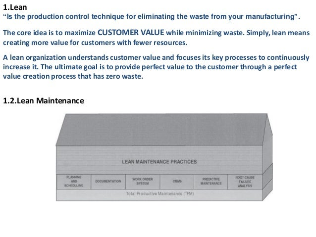 Process Mapping for Improvement and Sustained Results Slide 3