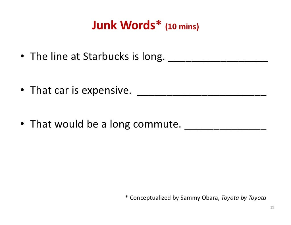 Junk words 10 mins the line at starbucks is long junk words 10 mins the line at starbucks is long nvjuhfo Images
