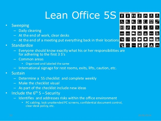 5s desk lean office 5s presentation untidy office ei for 5s office design