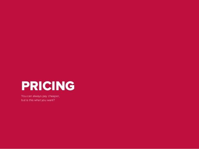 Lean pricing startups Slide 3