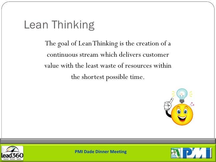 Lean Project Management Principles  Slide 3