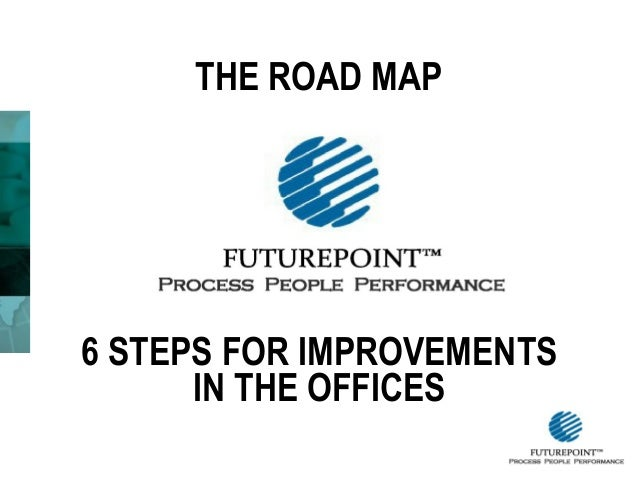 THE ROAD MAP  6 STEPS FOR IMPROVEMENTS IN THE OFFICES