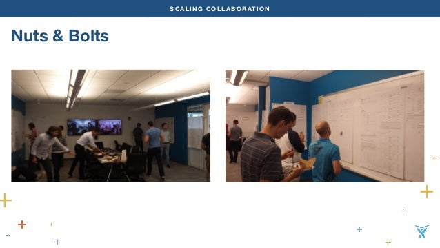 SCALING COLLABORATION  Nuts & Bolts