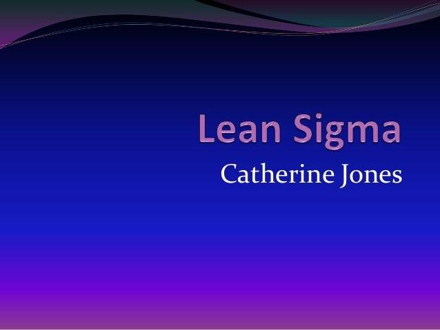 Catherine Jones