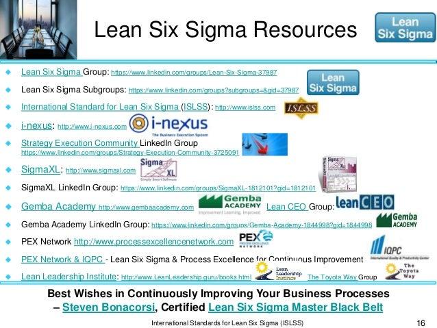 lean six sigma project case studies Six sigma case study video - healthcare medication errors free yellow belt video training tutorials.